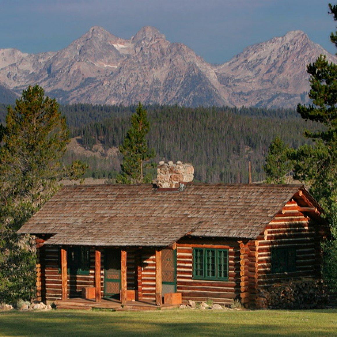 Idaho Rocky Mountain Ranch - Mountain Humane